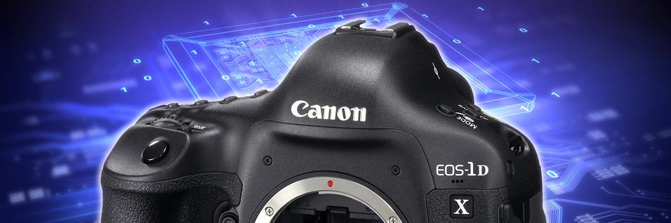 Canon EOS-1D X får autofokus på f/8