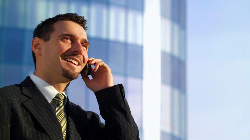 Billigere utenlandstelefoni for bedrifter
