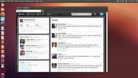 Twitter er nå en integrert nettapplikasjon på skrivebordet.