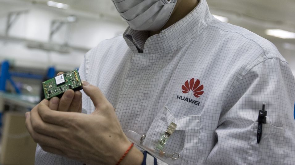 – USA har ingen spionasjebevis mot Huawei
