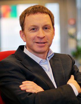 ManpowersThor Bendik Weider opplever stor etterspørsel etter IT-folk.