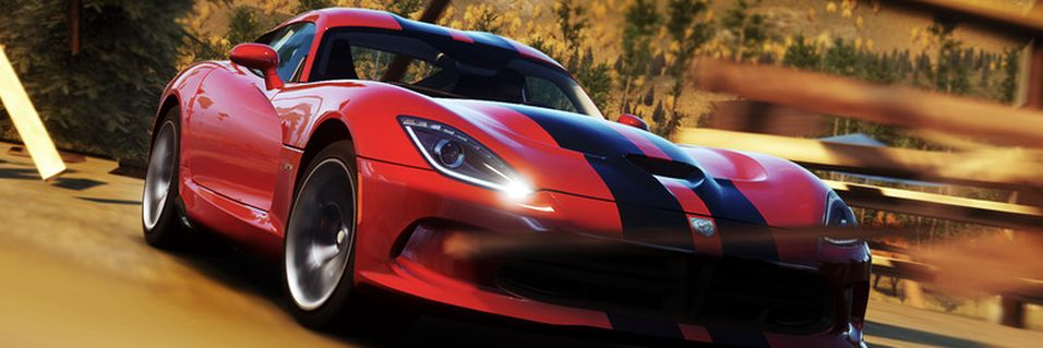 ANMELDELSE: Forza Horizon