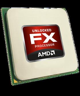 AMD FX-8350.