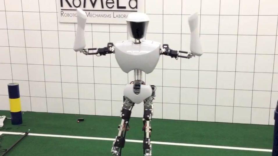 CHARLI-2 er en allsidig robot.