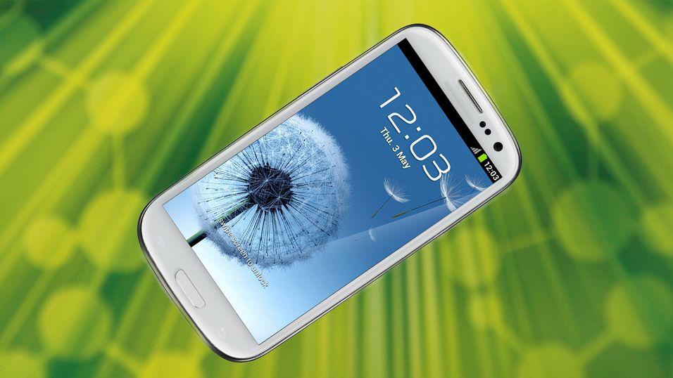 KONKURRANSE: Ny sjanse: Vinn en Galaxy S III