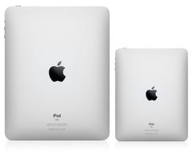 iPad og iPad Mini.