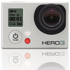 GoPro HD Hero 3 Silver.