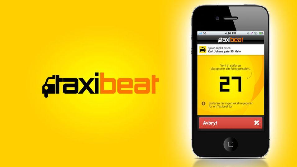 Taxibeat lansert i Norge