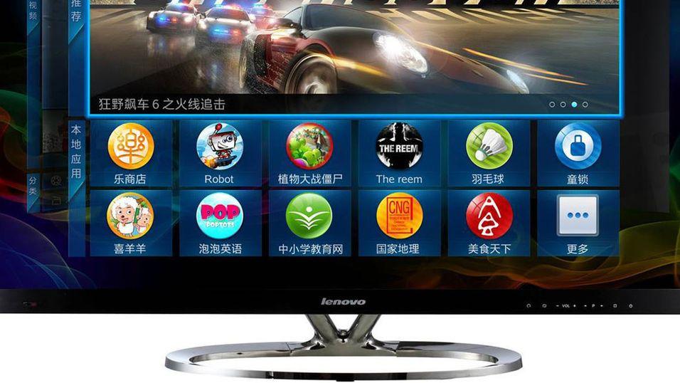 Lenovo slår sammen kreftene med Marvell for å lage billige smart-TV-er.