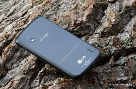 Slik ser LG Nexus 4 ut på baksiden, ifølge det russiske nettstedet Tech.onliner.by.