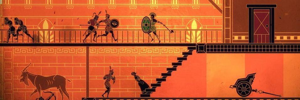 Lekre Apotheon tar oss tilbake til antikken