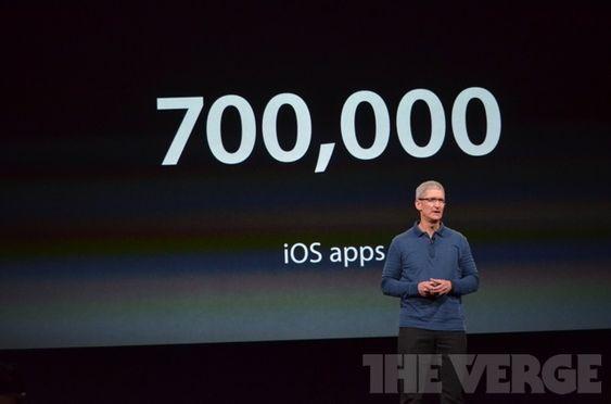 Na finnes det 700 000 iOS-apper.