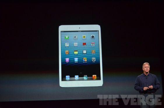Nye iPad Mini er her.