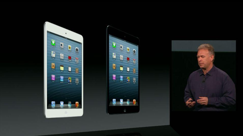 Dette lanserte Apple