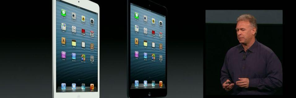 I dag åpner salget av de nye iPad-ene