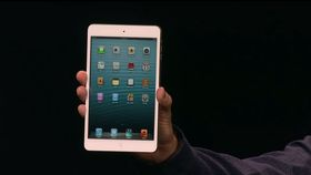 Slik ser iPad Mini ut. .