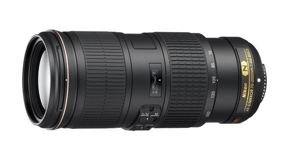 Nikon AF-S NIKKOR 70-200mm f/4G ED VR.