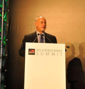 Michael Joseph er tidligere sjef hos den kenyanske operatøren Safaricom.