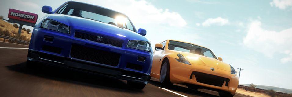 Vi gir bort fem Forza Horizon-spill