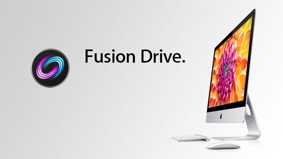 Hva er egentlig Apples nye Fusion Drive?