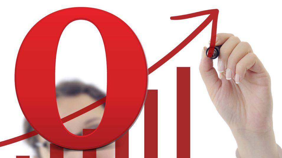 Opera Software opplever vekst hos både skrivebord og mobil.