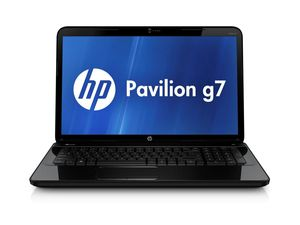 HP Pavilion g7-2110 Office