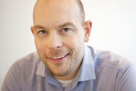 Teknologidirektør Børge Hansen.