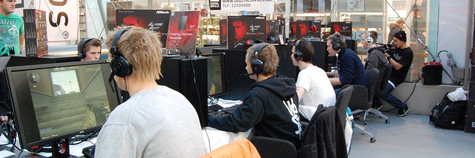 E-SPORT: Finalene i årets Gamer's Paradise er ferdige