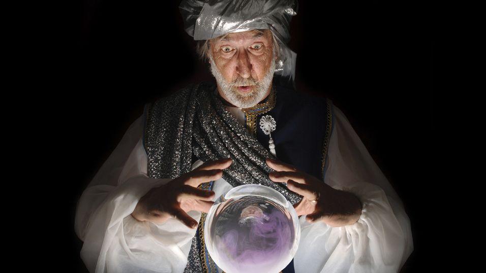 Gartner har tatt en titt inn i krystallkula.
