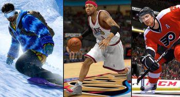 De fem beste sportspillene akkurat nå