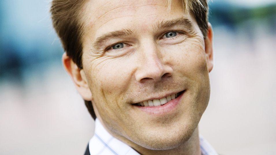 Rolf-Erik Spilling, konserndirektør i Telenor Digital Services.