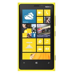 Windows Phone 8 vil få mye å si for den haltende mobilkjempen Nokia fremover. Her er toppmodellen Lumia 920.
