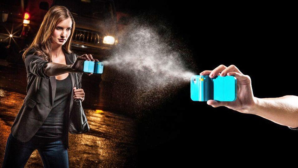 Spraytect er en «app» utenom det vanlige.
