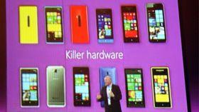 Kraftigere maskinvare skal gjøre Windows Phone 8 bedre rustet mot konkurrentene.