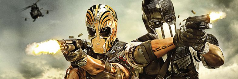 SNIKTITT: Army of Two: The Devil's Cartel