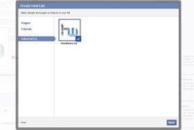 Deretter kan du kontrollere om du vil ha med flere sider eller lignende.
