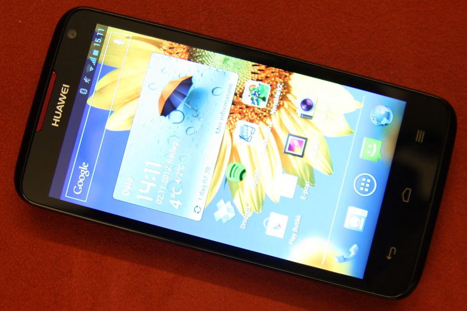 TEST: Huawei Ascend D Quad