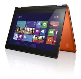 Lenovos Ideapad Yoga er et eksempel på en hybrid mellom nettbrett og bærbar PC.