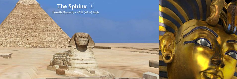 TEST: Pyramids 3D