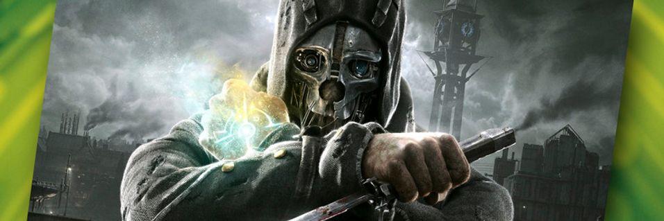 KONKURRANSE: Vinn spesialversjon av Dishonored