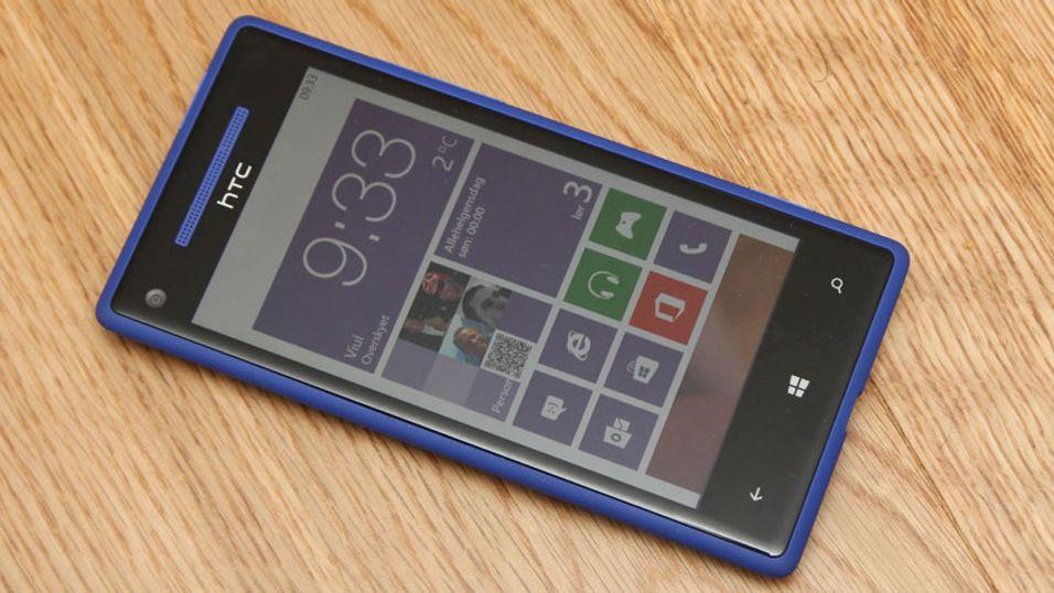 TEST: HTC Windows Phone 8X