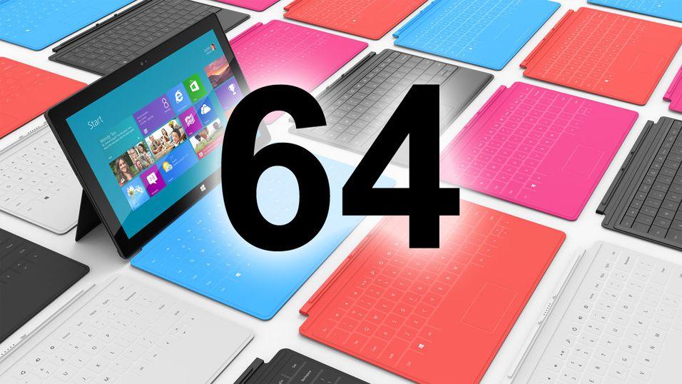 Microsofts nettbrett Surface kommer utstyrt med Windows RT. Snart skal ARM-versjonen av operativsystemet komme i en bedre utgave.