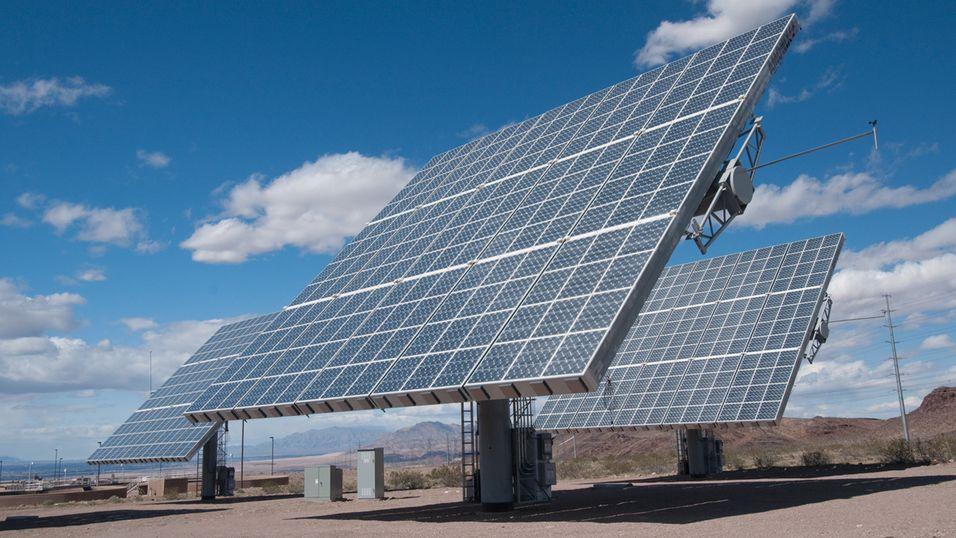 Amonix' solcellemodul klarer nå en effektivitetsrate på over én tredjedel.
