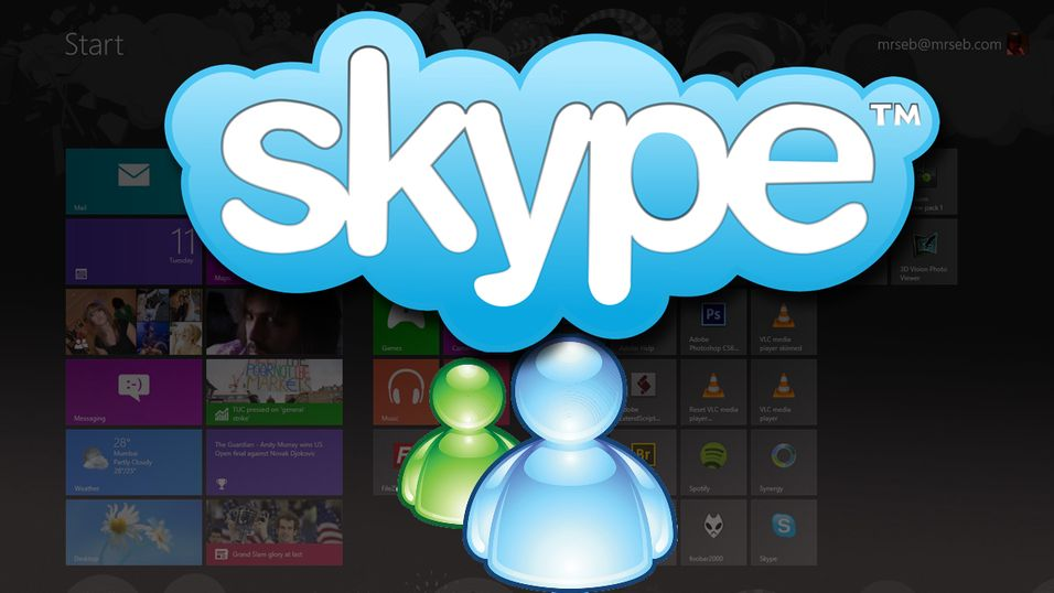 Skype skal ta over for Windows Live Messenger.