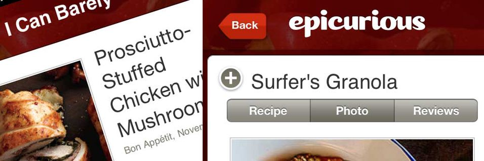 TEST: Epicurious