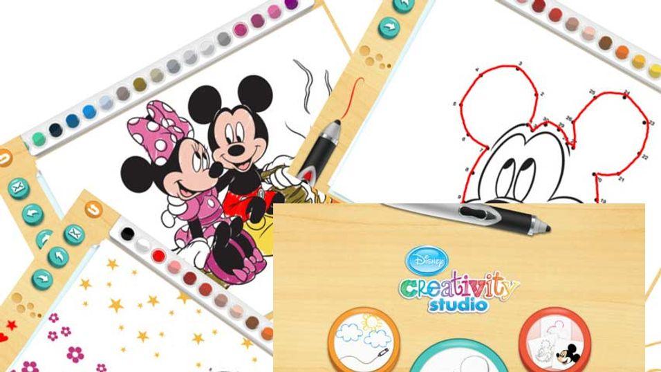 TEST: Disney Creativity Studio