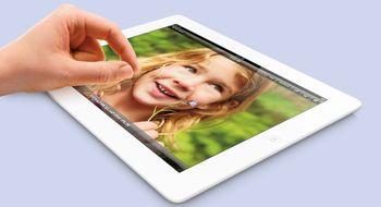 Test: 4. generasjon iPad