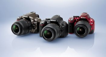 Nikon D5200 Ulv i fåreklær