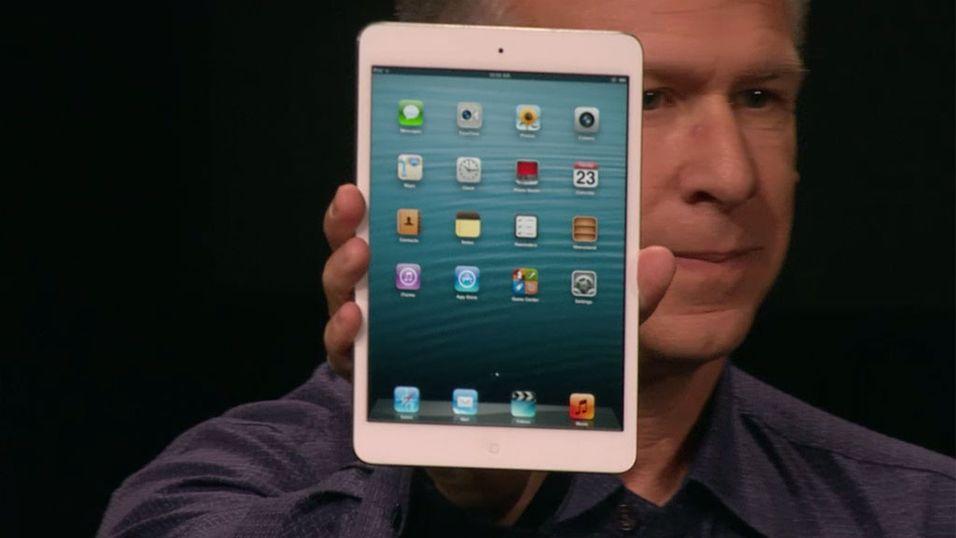 Så mye koster det å lage iPad Mini