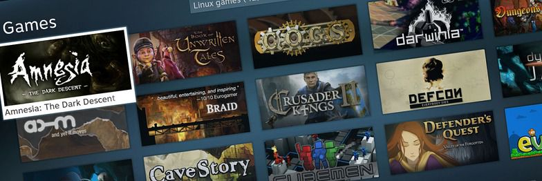 Steam for Linux er nå i beta
